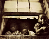 FACES IN THE WINDOW 1962